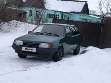 Воронеж 21099 1998