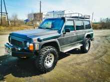 Кызыл Patrol 1995