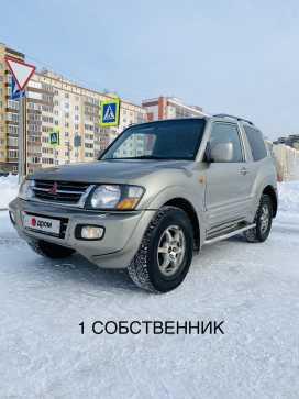 Новосибирск Pajero 2002