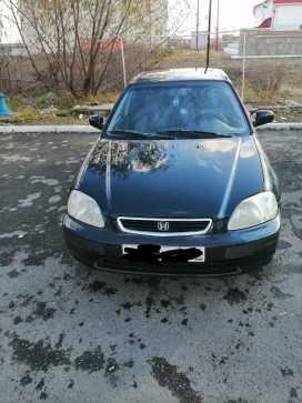 Бийск Civic 1997