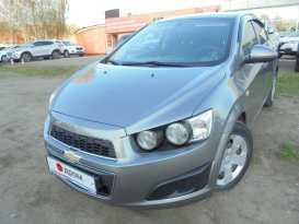 Омск Aveo 2012