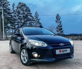 Улан-Удэ Ford Focus 2013
