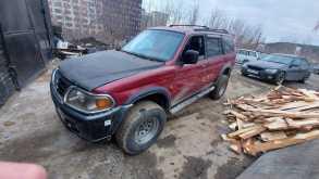 Екатеринбург Montero Sport 1999