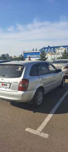 Краснодар Familia S-Wagon