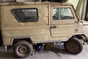 Забайкальск ЛуАЗ 1983