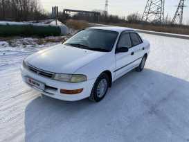 Хабаровск Toyota Carina 1992