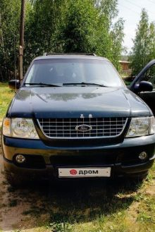 Кировград Explorer 2003