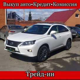 Новокузнецк RX350 2012