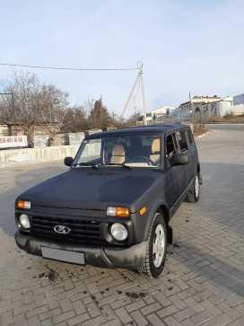 Севастополь 4x4 2131 Нива 2017
