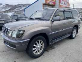 Петропавловск-Камчатский LX470 2001