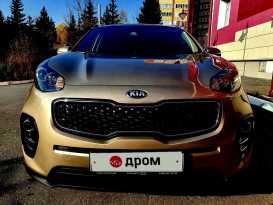 Омск Kia Sportage 2018