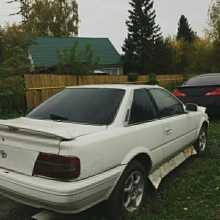 Новосибирск Corolla Levin 1989
