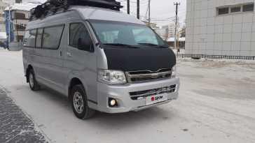 Якутск Toyota Hiace 2013