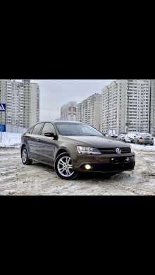 Москва Jetta 2012