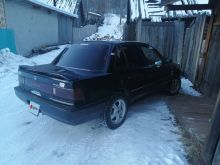 Соловьевск Civic 1990