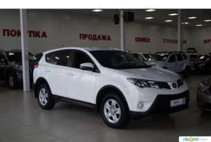 Липецк Toyota RAV4 2013