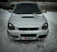 Новосибирск Impreza WRX 2000