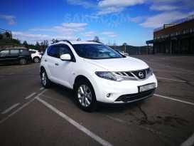 Южно-Сахалинск Nissan Murano 2015