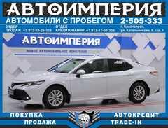 Красноярск Camry 2018