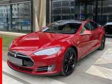 Москва Tesla Model S 2015