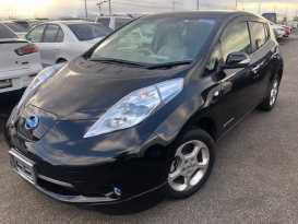 Владивосток Nissan Leaf 2012