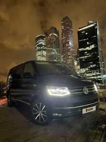 Москва Multivan 2016