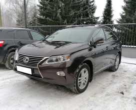 Сыктывкар Lexus RX270 2014