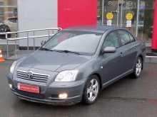 Брянск Avensis 2004