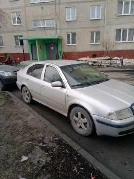 Курган Octavia 1999