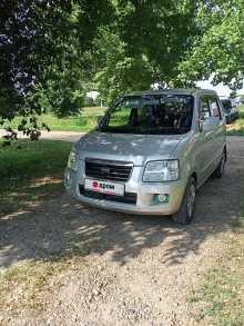 Новокубанск Wagon R Solio 2003