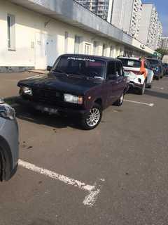 Москва 2105 2002