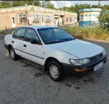 Белореченск Corolla 1996