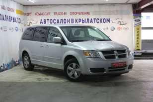 Москва Grand Caravan 2009