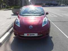 Ростов-на-Дону Nissan Leaf 2013