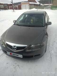 Рубцовск Mazda6 2007
