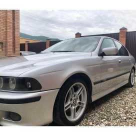 Грозный BMW 5-Series 2000