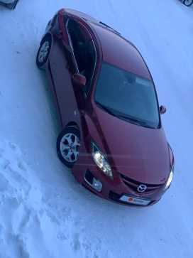 Удачный Mazda6 2008