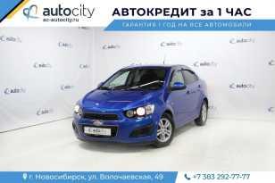 Новосибирск Aveo 2013