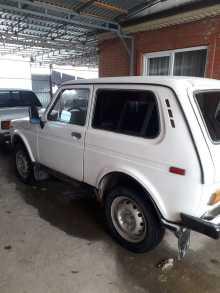Северская 4x4 2121 Нива 1985