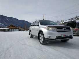 Горно-Алтайск Highlander 2011