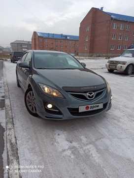 Черногорск Mazda6 2012