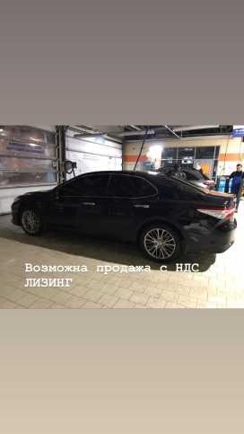 Омск Toyota Camry 2019