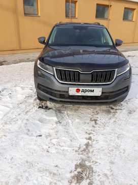 Красноярск Kodiaq 2019
