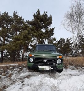 Минусинск 4x4 2121 Нива 2016
