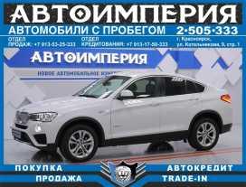 Красноярск BMW X4 2014
