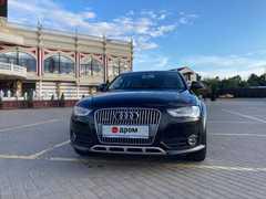 Москва A4 allroad quattro