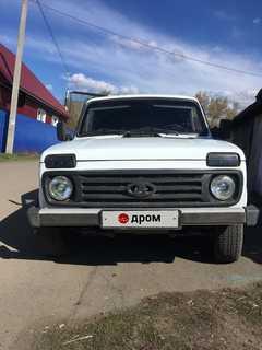 Кувандык 4x4 2121 Нива 2002