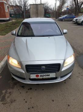 Краснодар S80 2007