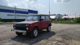 Барнаул 4x4 2121 Нива 1993