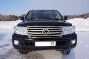 Новосибирск Land Cruiser 2013